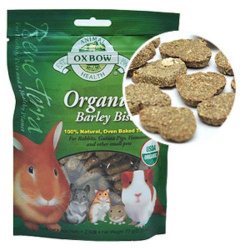 [옥스보우] 유기농 보리 비스킷